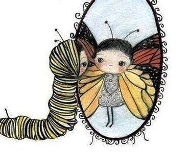 De oruga a mariposa ; Cambio, transformación, metamorfosis, para un nuevo comienzo…