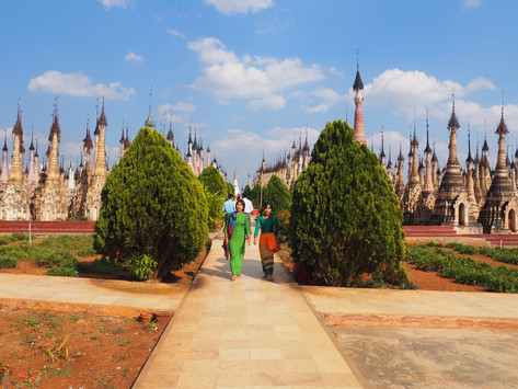 Myanmar - Lac Inle