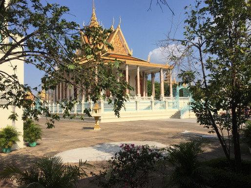 Cambodge - Phnom Penh / Battambang