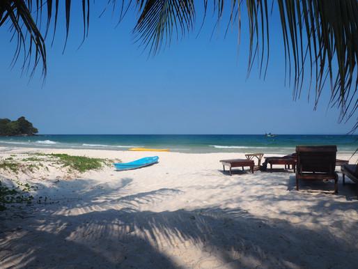 Cambodge - Les îles Kho Rong