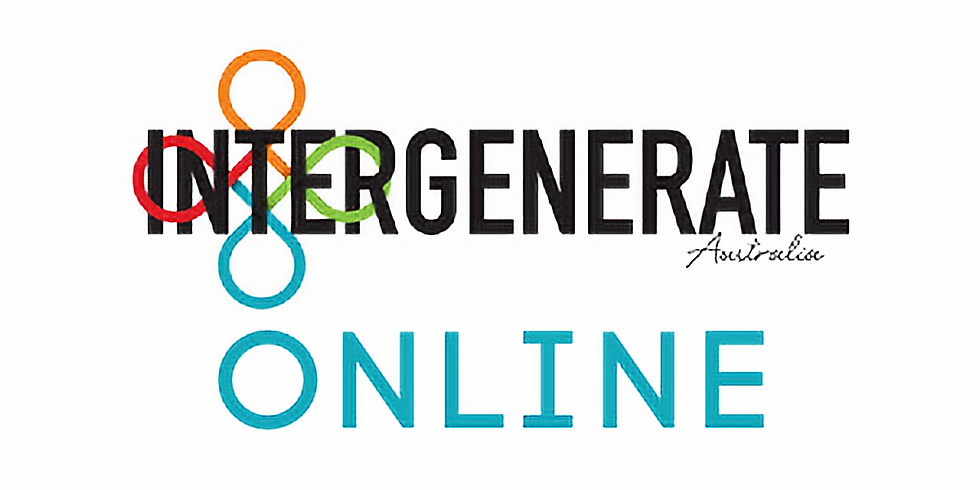 Online Intergenerate Conference 2021