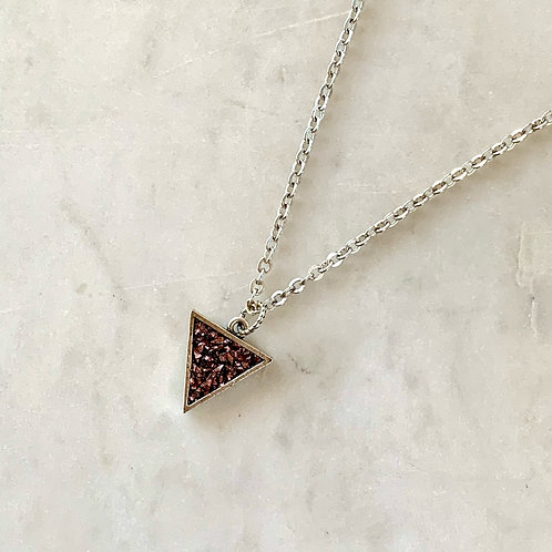 Crush Triangle Necklace