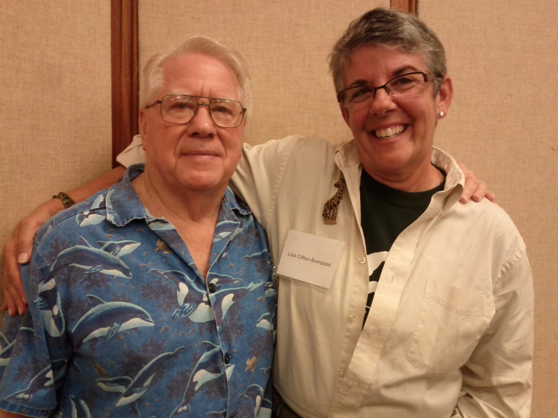 Bob Bailey & Lisa Clifton-Bumpass