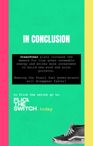 Flick The Switch - Conclusion