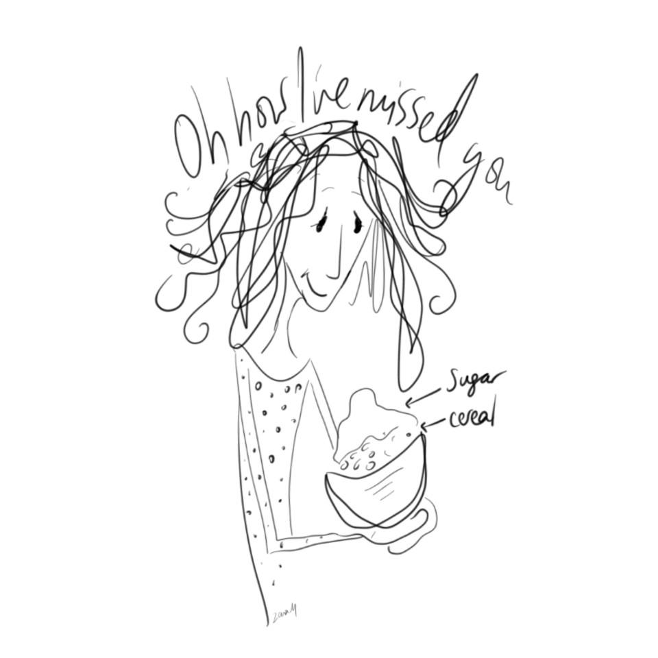 Character Illustration for Blog.