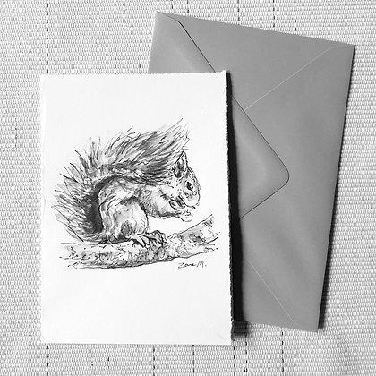 Original Artwork - Greeting Card