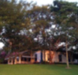 Férias no Campo - Sede da Fazenda Lageado