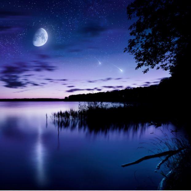 Pôr da lua