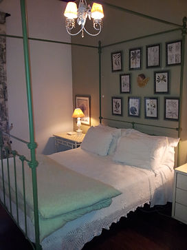 Suite de casal 1, com banheiro, daFazenda Lageado.