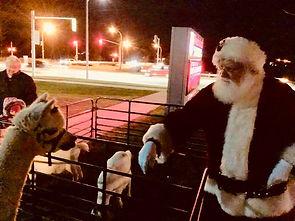 Mobile Christmas Petting Zoo