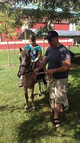 Little Tracks Pony Rides