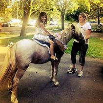 Mobie Unicorn Rides