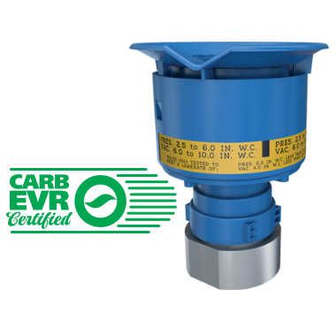 "OPW 2"" PRES/VAC VENT THREADED (CARB/EVR APPROVED)"