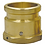 """Thumbnail: EMCO 4"""" SWIVEL FILL ADAPTER BRASS (CARB-EVR APPROVED)"""