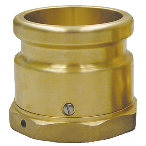 "EMCO 4"" SWIVEL FILL ADAPTER BRASS (CARB-EVR APPROVED)"