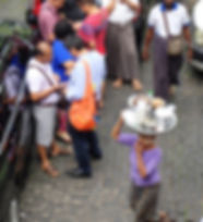 Myitkyina Ladies and Gem Traders