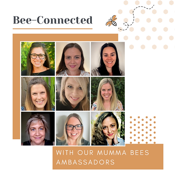 Bee-Connected Free Virtual Event (AUG TOPIC: PND vs Baby Blues)