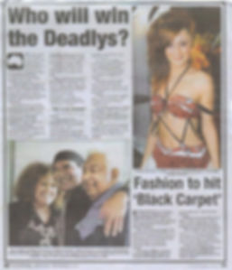 Robyn Caughlan in Koori Mail