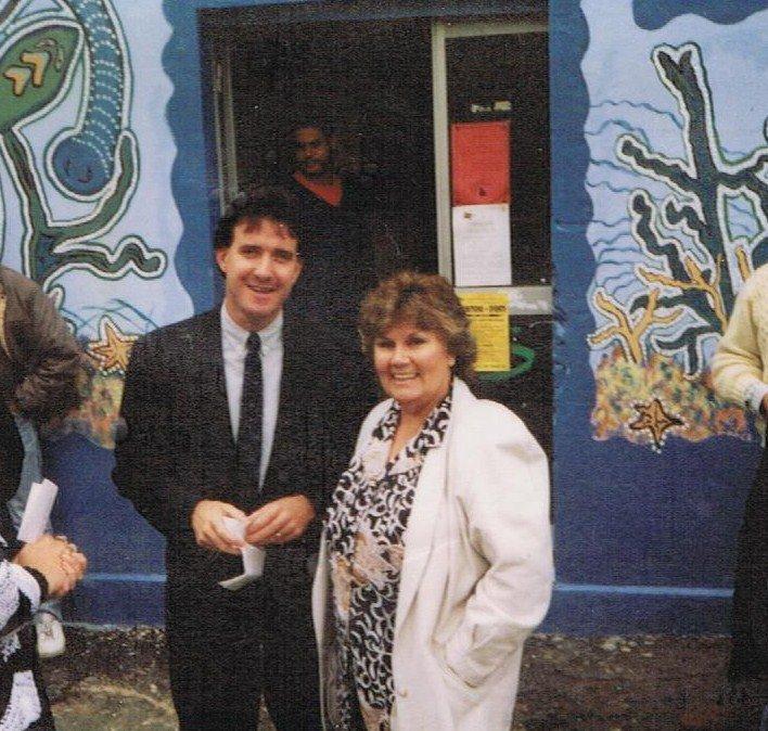 Minister for Aboriginal Affairs