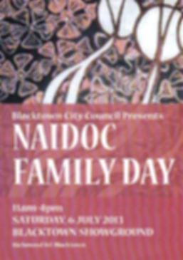 Robyn Caughlan NAIDOC week