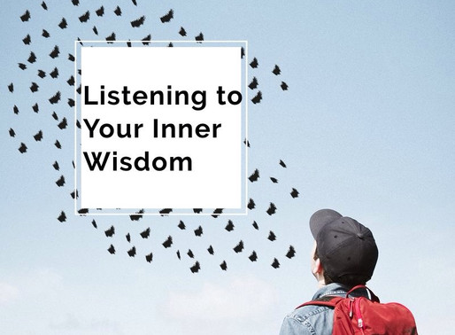 Learn to Listen to Your Inner Wisdom