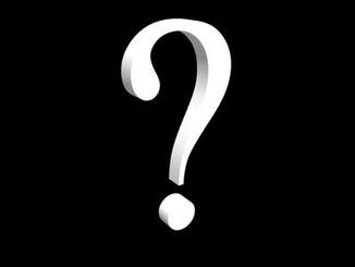 COMMENT ET POURQUOI NE RÉPONDONS-NOUS PAS AUX QUESTIONS ?