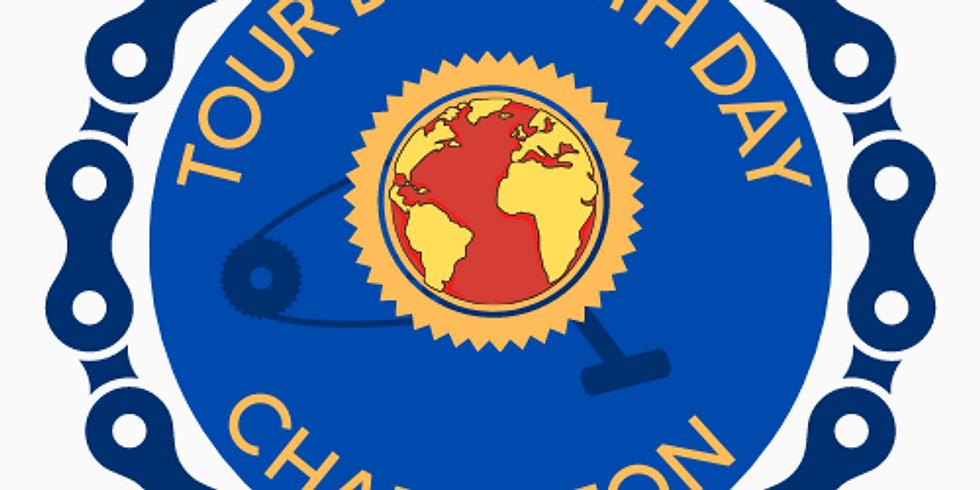 Tour de Earth Day Charleston 2021
