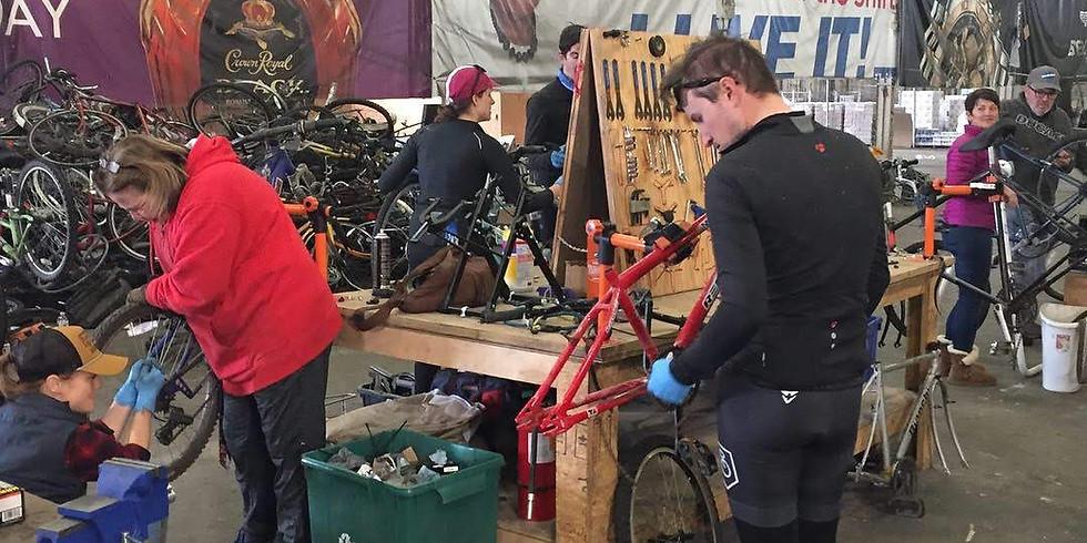 Basic Bike Mechanics Class