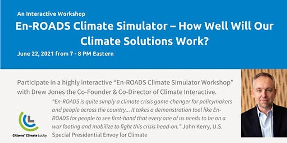 En-ROADS Climate Simulator Workshop