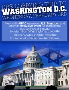 Lobbying Trip to Washington