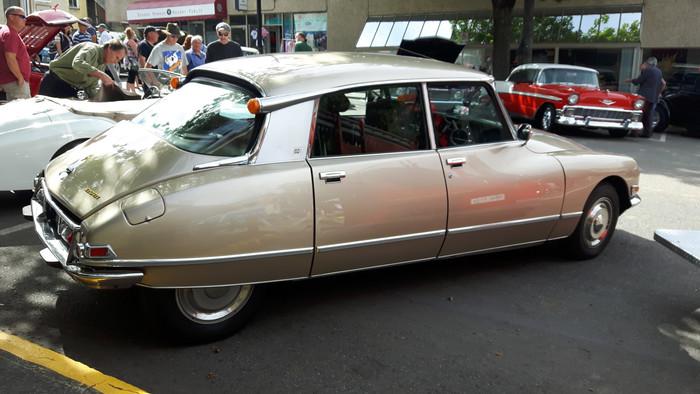 1972 Citroen DS