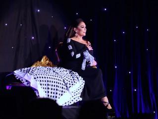 'Sigo estando aquí', Primer tema que canto Isabel Pantoja en el concierto que dio ayer en Ma