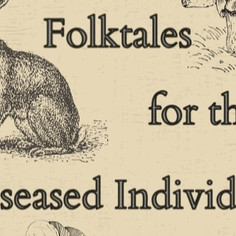 """BOOK REVIEW: Palaces' """"Folktales for the Diseased Individual"""""""