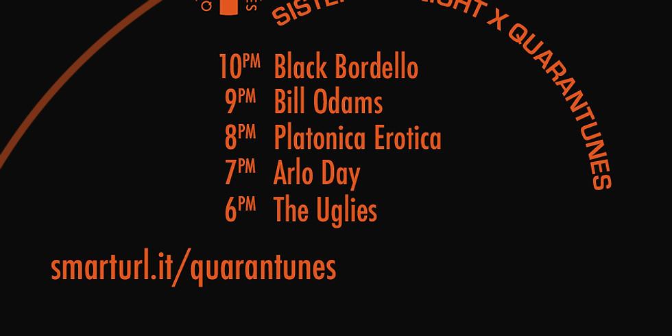 Sister Midnight x Quarantunes Live Stream
