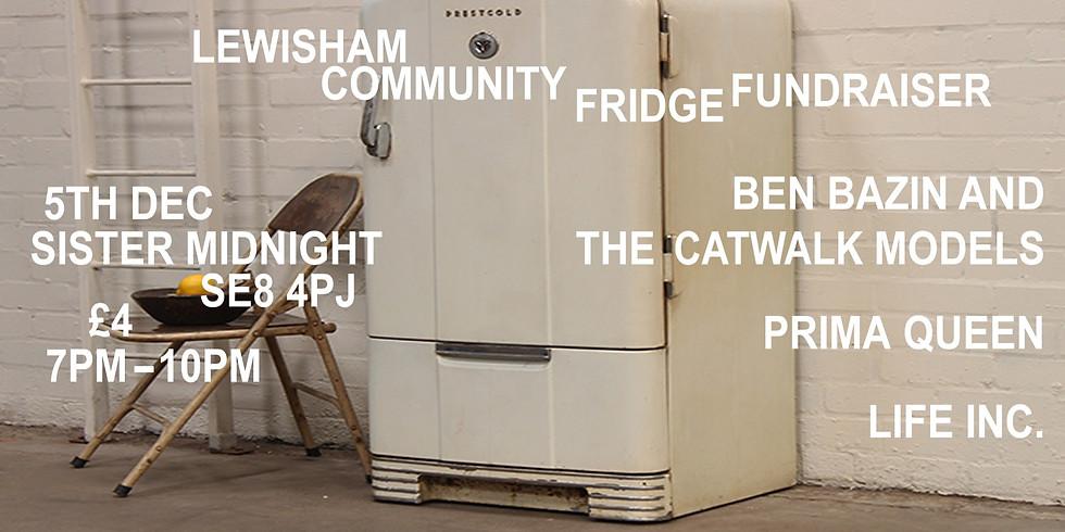 Lewisham Community Fridge Fundraiser