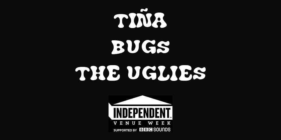 IVW 2020: Tiña / Bugs / The Uglies