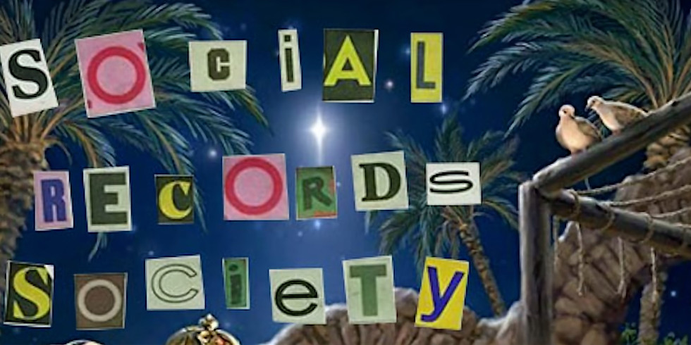 Social Records Society X Sister Midnight (Chrimbo Edition)