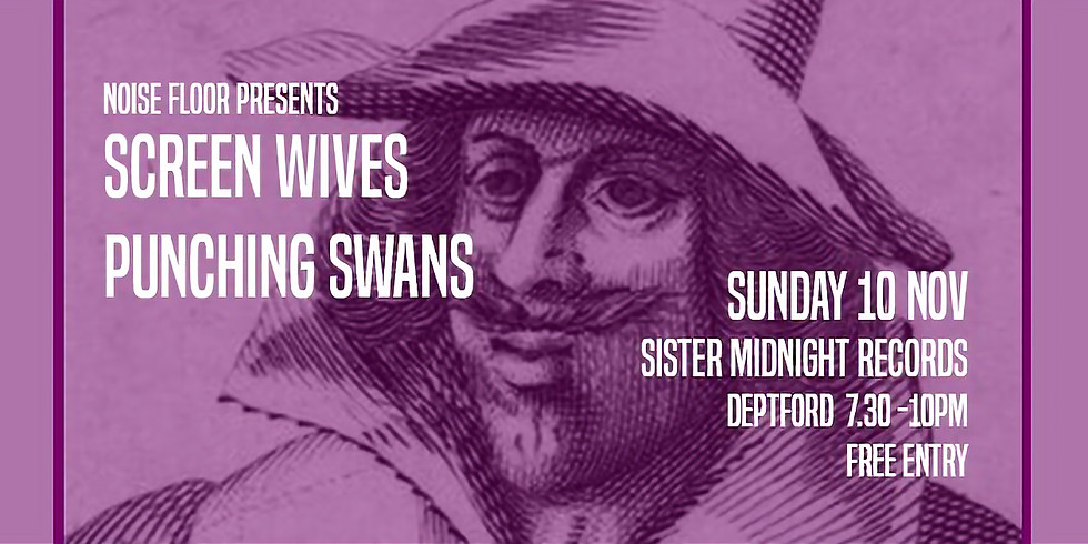 NF2: Screen Wives / Punching Swans