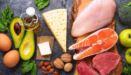 ¿Qué comer en una dieta Keto?