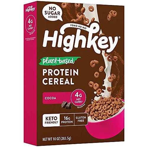 Cereal keto vegano sabor chocolate 285g