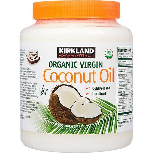 Aceite de coco extravirgen 2.48L
