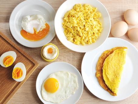 El ayuno de huevo o egg fast