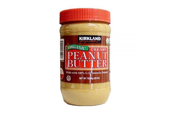 Mantequilla de maní orgánica 793.8g