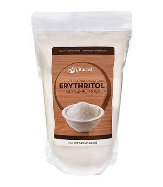 Eritritol granulado de 1.36 KG