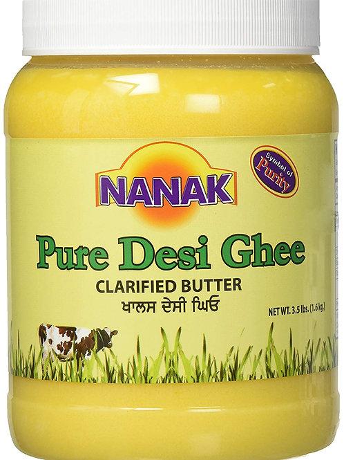 Mantequilla clarificada Ghee 1.6Kg