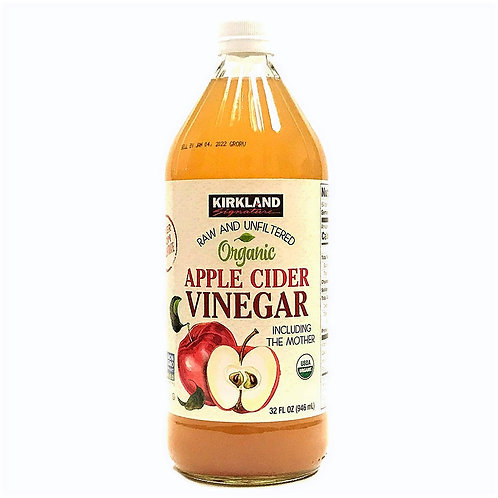 Vinagre de Manzana sin filtrar 946 ml