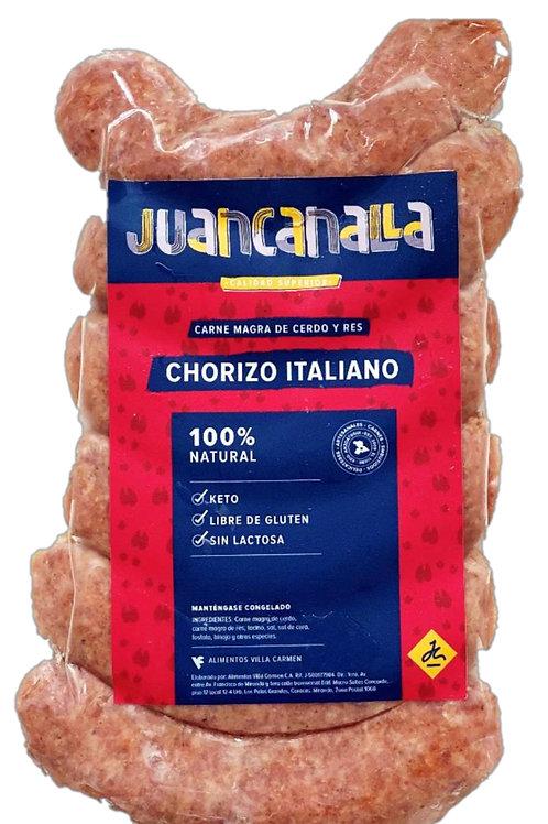 Chorizo italiano 100% natural Keto