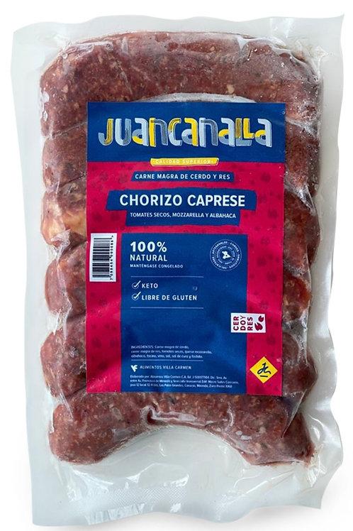 Chorizo Caprese