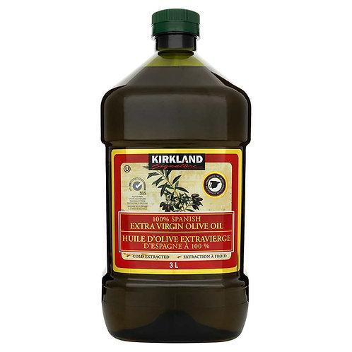 Aceite de oliva extra virgen 3 L