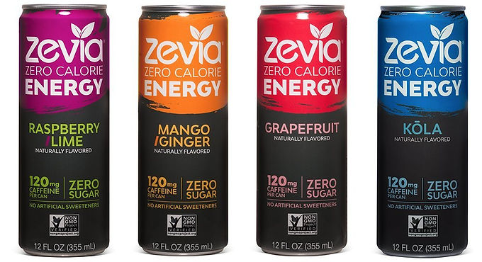 Bebida energizante SIN AZÚCAR